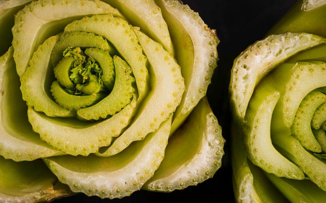 Groenten kweken zonder zaad